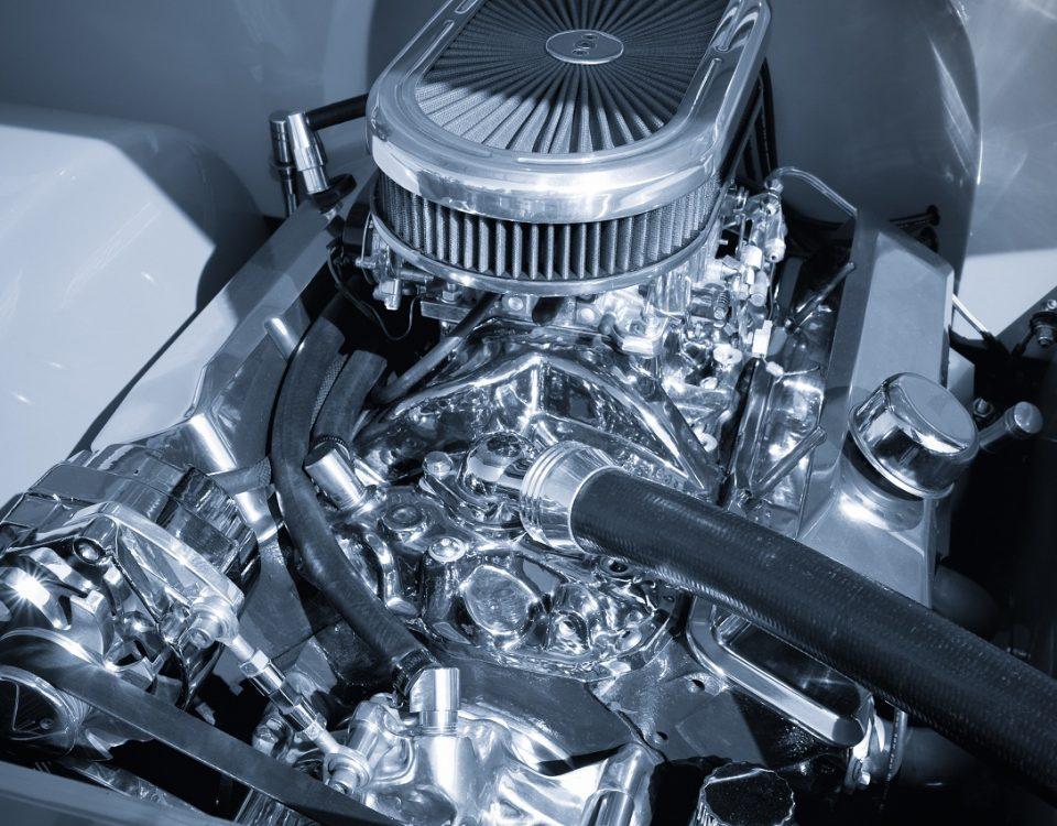Réparation du turbo voiture