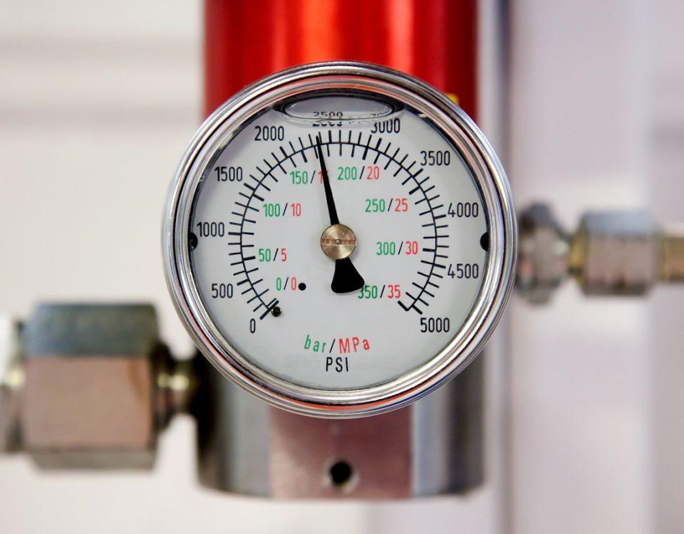 manomètre basse pression